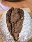 Overnight Spent Grain bread